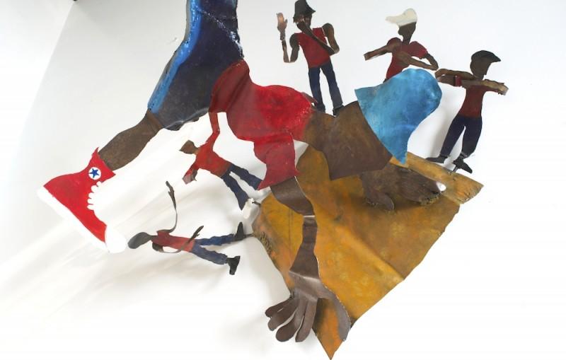 Break-Dance-Hip-Hop-Art-Sculpture