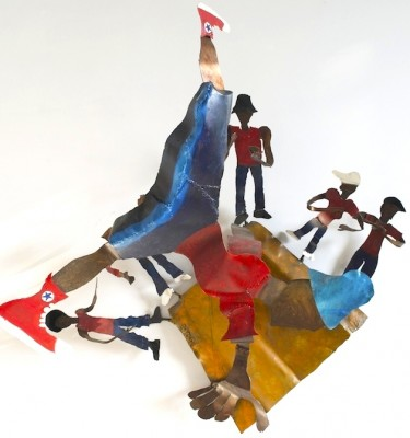 Break-Dance-Sculpture