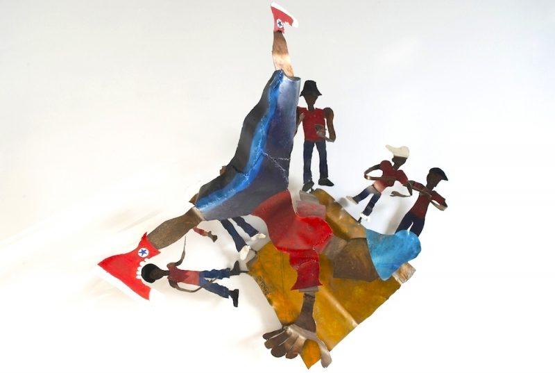 Break-Dance-Sculpture
