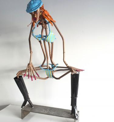 Dancehall-sculpture